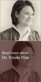 Dr. Nicola Nice