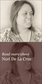 Nori De La Cruz